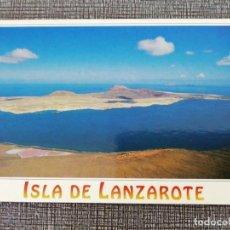 Postales: ISLA DE LANZAROTE. Lote 195094408