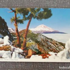 Postales: EL TEIDE. TENERIFE. . Lote 195094501
