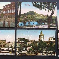 Postales: 5 ANTIGUAS POSTALES DE LAS PALMAS (CANARIAS) SIN CIRCULAR, VER FOTOS DEL REVERSO. Lote 195131718