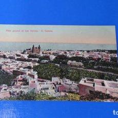 Postales: TARJETA POSTAL LAS PALMAS DE GRAN CANARIA - VISTA GENERAL DE LAS PALMAS. Lote 195169001