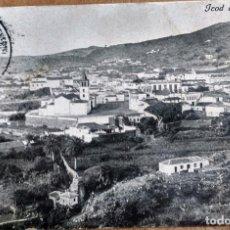 Postales: POSTAL ICOD DE LOS VINOS, TENERIFE. EDITOR NOBREGA,S BAZAR. Lote 195188271