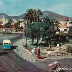 Postales: LAS PALMAS DE GRAN CANARIA PARQUE SANTA CATALINA ED. ARRIBAS Nº 2033 AÑOS 50. Lote 195207063