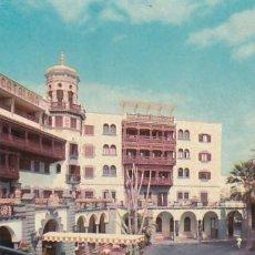 Postales: LAS PALMAS DE GRAN CANARIA HOTEL SANTA CATALINA ED. ARRIBAS Nº 2041 AÑOS 50. Lote 195207666