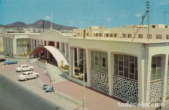 LAS PALMAS DE GRAN CANARIA MERCADO CENTRAL ED. ARRIBAS Nº 2046 AÑO 1960 (Postales - España - Canarias Moderna (desde 1940))