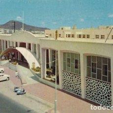 Postales: LAS PALMAS DE GRAN CANARIA MERCADO CENTRAL ED. ARRIBAS Nº 2046 AÑO 1960. Lote 195208300