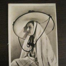 Postales: GRAN CANARIA-TRAJE TIPICO DE FUERTEVENTURA-FOTOGRAFICA-POSTAL ANTIGUA-(68.150). Lote 195228516