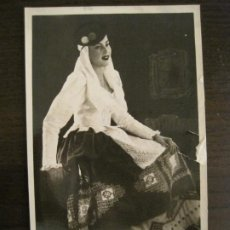 Postales: GRAN CANARIA-TRAJE TIPICO DE GRAN CANARIA-FOTOGRAFICA-POSTAL ANTIGUA-(68.152). Lote 195228626