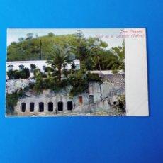Postales: TARJETA POSTAL LAS PALMAS DE GRAN CANARIA - VISTA DE LA CALZADA TAFIRA. Lote 195326203