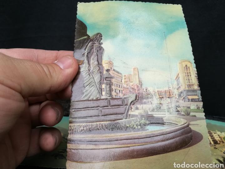 Postales: 5 postales antiguas en relieve de Tenerife - Foto 4 - 195432995