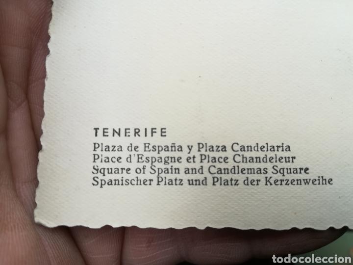 Postales: 5 postales antiguas en relieve de Tenerife - Foto 5 - 195432995