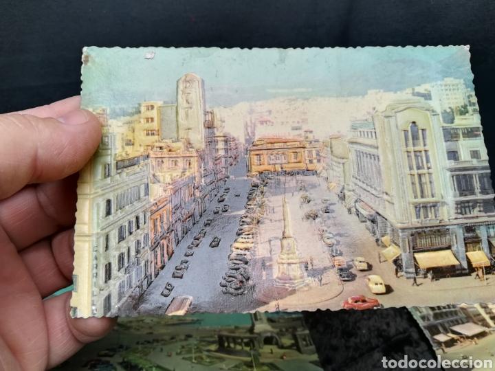 Postales: 5 postales antiguas en relieve de Tenerife - Foto 8 - 195432995