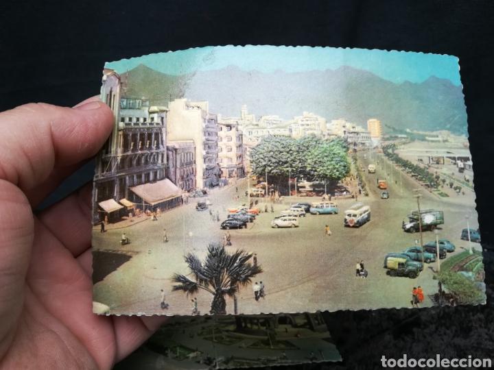 Postales: 5 postales antiguas en relieve de Tenerife - Foto 10 - 195432995