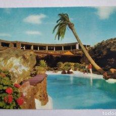 Postales: POSTAL 2686 LANZAROTE RINCÓN DE LOS JAMEOS DEL AGUA ED GASTEIZ. Lote 195513787