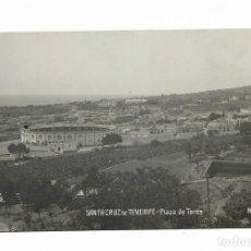 Postales: POSTAL ANTIGUA SANTA CRUZ DE TENERIFE - PLAZA E TOROS - N°54. Lote 195651350