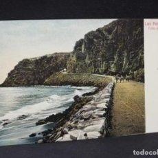 Postales: TARJETA POSTAL. LAS PALMAS. TEIDE-ROAD. . Lote 195807686
