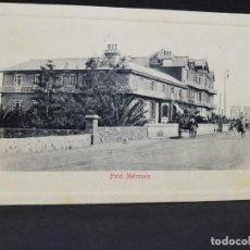 Cartoline: TARJETA POSTAL. LAS PALMAS. HOTEL METROPOLE. LIBRERIA INTERNACIONAL A. GERBER.. Lote 195808963