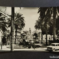 Postales: LAS PALMAS DE GRAN CANARIA-PLAZA CAIRASCO-DOMINGUEZ-25-POSTAL ANTIGUA-(68.582). Lote 196228280