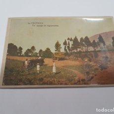 Cartes Postales: TARJETA POSTAL ANTIGUA AGUAMANSA LA OROTAVA TENERIFE ISLAS CANARIAS. Lote 196264971