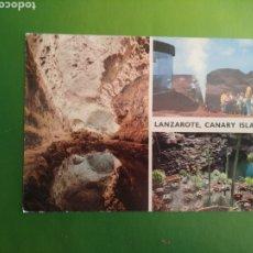 Postales: POSTAL LANZAROTE , CANARY ISLAND. Lote 196366101
