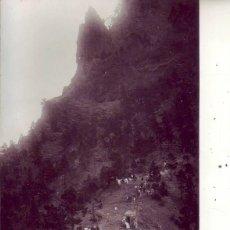 Postais: TENERIFE - LA PALMA - CAPITAN CUMBRECITA. Lote 196566001