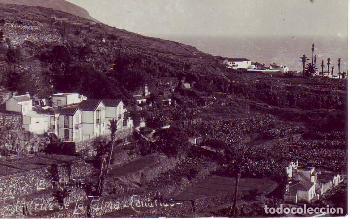 TENERIFE - LA PALMA - SANTA CRUZ - LA PALMITA (Postales - España - Canarias Antigua (hasta 1939))