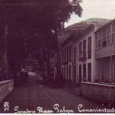 Postais: TENERIFE - LA PALMA - PARADERO - MAZO . Lote 196569102