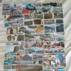 Postales: 28 POSTALES MUNICIPIOS ISLAS CANARIAS. Lote 197187352
