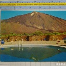 Postais: POSTAL DE TENERIFE. AÑO 1965. PICO TEIDE. 2053 BEASCOA. 2643. Lote 197636161