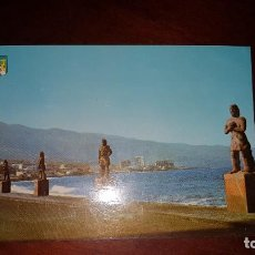 Postales: CANDELARIA - MENCEYES GUANCHES - 1972. Lote 197960962