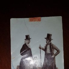 Cartoline: TRAJES TÍPICOS ISLA DE LA PALMA - 5 POSTALES DE PRINCIPIOS DE SIGLO XX. Lote 198249680
