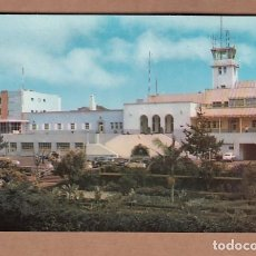 Postais: STA. CRUZ DE TENERIFE.- AEROPUERTO LOS RODEOS. Lote 199063776