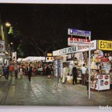 Cartoline: POSTAL GRAN CANARIA AÑOS 70 - KIOSKO PEÑA - PARQUE SANTA CATALINA - ED. SICILIA. Lote 200645750