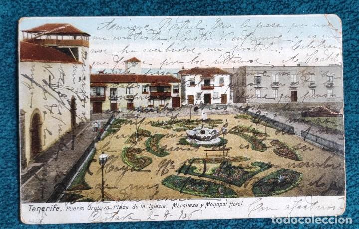 POSTAL TENERIFE (Postales - España - Canarias Antigua (hasta 1939))