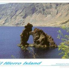 Postales: POSTAL EL HIERRO ISLAND - ROQUE DE LA BONANZA. Lote 202772221