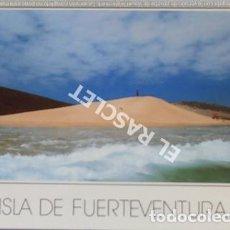 Postales: ANTIGÜA FOTO POSTAL DE FUERTEVENTURA- JANDIA - CIRCULADA AÑO 1991. Lote 202947645