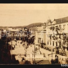 Postales: ESPAÑA TENERIFE PLAZA DE LA CONSTITUCIÓN TARJETA POSTAL TIPO FOTO JG N°33. Lote 203095176