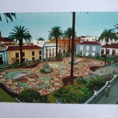 Postales: POSTAL 2237 LA OROTAVA ALFOMBRA HECHA CON PIEDRAS DEL TEIDE ED GASTEIZ. Lote 203201886