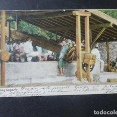 Postales: GRAN CANARIA CAGAL REVERSO SIN DIVIDIR. Lote 203757630
