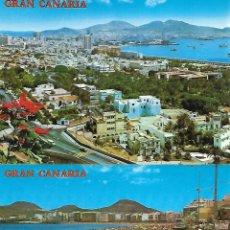 Postales: CANARIAS - CUATRO POSTALES. Lote 204806887