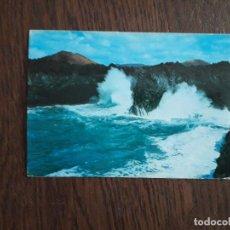 Postales: POSTAL DE ESPAÑA, LOS HERVIDEROS, LANZAROTE.. Lote 206299013