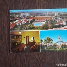 Postales: POSTAL DE ESPAÑA, PARQUE DEL PARAISO, PLAYA DEL INGLES. GRAN CANARIA.. Lote 206299087
