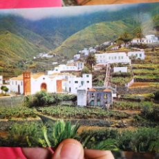 Postales: POSTAL TENERIFE TAGANANA DETALLE DEL APACIBLE PUEBLO DE TAGANANA N 41 FOTO SUMINISTROS ARRUGADA. Lote 206457760