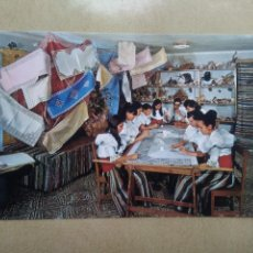 Postales: POSTAL CANARIAS, MUSEO DE PIEDRAS Y ARTESANIA CANARIA. Lote 207073108