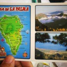 Cartes Postales: POSTAL LA PALMA ISLAS CANARIAS CALDERA DE TABURIENTE LOS LLANOS DE ARIADNE N 032 DONATO LIMBERT S/C. Lote 207200581