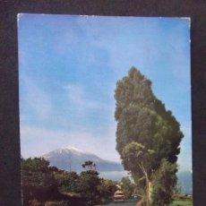 Postales: CANARIAS-V49-CIRCULADA-PAISAJE-CARRETERA DEL NORTE. Lote 207376886