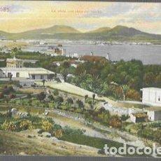 Postales: POSTAL* LAS PALMAS , LA ISLETA CON VISTA DEL PUERTO * 11983. Lote 207733945