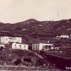 Postais: TENERIFE - LA PALMA-STO. DOMINGO GARAFIA. Lote 207800792