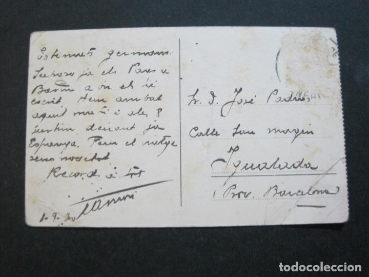 Postales: TENERIFE-EMPAQUETADO DE PLATANOS-POSTAL ANTIGUA-(71.397) - Foto 4 - 207875067