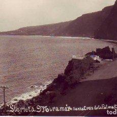 Postais: TENERIFE - LA PALMA-SANTA CRUZ - GLORIETA MIRAMAR. Lote 207801467