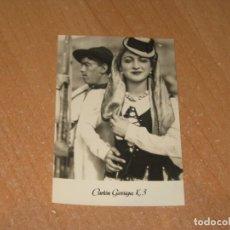 Cartes Postales: POSTAL DE TENERIFE TIPOS DE TENERIFE. Lote 208131952